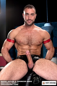 mature porn fetish spencer reed leather rubber fetish gear hot house muscular gay porn star hairy beard sektor fucking marc dylan rimming eating ass thick cock stick horny fucker hardcore xxx action sweaty manly mature male man
