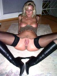 mature puss pic media stockingmatures mature puss boots nsfw