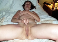 mature puss pic anonymous submitted mature slut shows off hairy puss