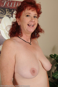 mature red head galleries mature surely sur redhead
