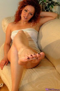 mature sexy feet porn mature sexy redhair footfetish
