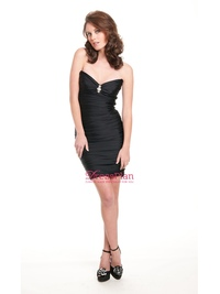 mature sexy gallery dress charming sexy mature feminine smell short length crystal decorations cocktail shortlength
