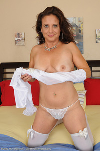 mature sexy gallery milf porn all over mature chane looking sexy lace white stockings