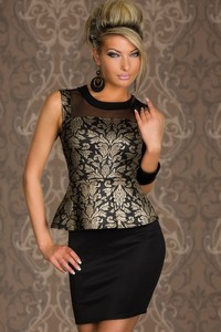mature sexy pics media catalog product eab sexy mature foil print peplum dress club