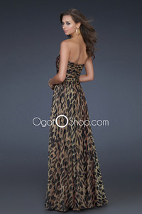 mature sexy dress great mature sexy elegant strapless chiffon leopard print evening
