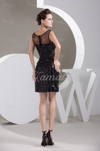mature sexy pri real sexy elegant mature modern sequins holiday mini black satin evening dress christmas dressed