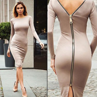 mature sexy htb xxfxxxg sexy women bodycon font dress long sleeve bandage mature popular