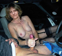 mature slut porn mature slut wife nacked stockings handjob stranger car busty amateur