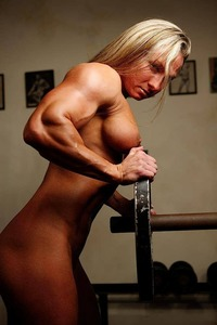 mature topless women fbb best female abs ever