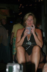 mature upskirt pics drunk mature blonde wife panties upskirt public pic showing shaved pussy boat