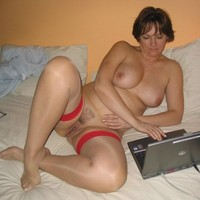 mature wife pic amateur mature wife boobs bed page