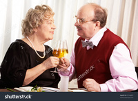 mature wife pix stock photo portrait mature husband wife celebrating their golden wedding