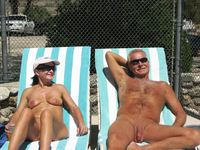 mature woman nudist mature nudist woman man