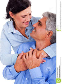 middle age mature porn mature couple love happy isolated white portrait middle aged