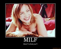 milf mom pictures demotivational poster milf facebookview