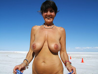 milf nudist galleries amateur porn italian nudist milf great tits photo