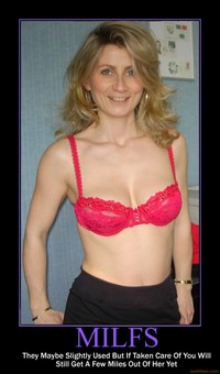 milf photo demotivational poster milf matue hot facebookview