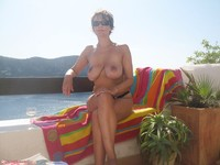 milf pics at pod media breasted milf deck large mediterranean