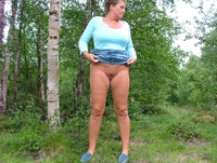 milf porn gallery amateur porn norwegian milf nude outdoors photo