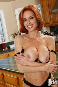 milf porn star photos wicked veronica avluv busty milf banged stepson