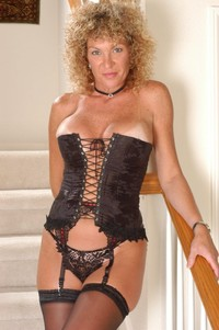 milf sexy photo mature porn very sexy milf cassandra black girdle stripping posing photo