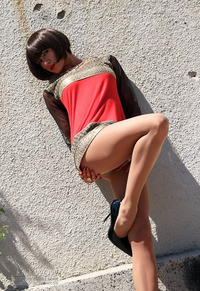 milf with pics pantyhose lily wow leggy milf sheer