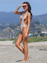 mom bikini farrah abraham bikini photoshoot los angeles