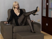 mom pantyhose pictures tryin out mom heels nenadkc klrkf art