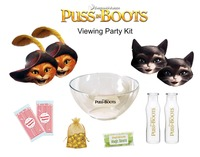 mom puss pic pussinboots viewingparty copy puss boots double dvd blu ray