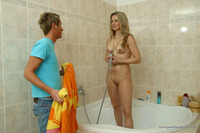mom sex gallery stunning mom family son bathroom