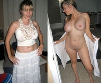 mom undressed pics busty milf dressed undressed mom
