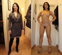 mom undressed pics naked dressed looks like mom but undressed totally