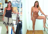 mom undressed pics tanned mom nice body before after stylish patina