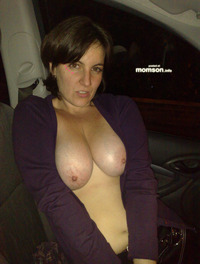 mommy nude pic busty mommy car exposing tits nude floppy