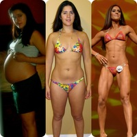 moms bikini pics tanya transformation geisinger inspirational fit mom