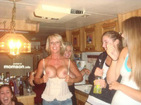 moms tits photos mom flashing tits party entry