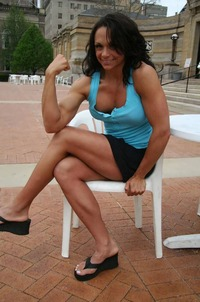 muscle mature porn bodybuild athletic mom fuck