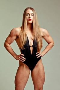 muscle mature porn bodybuild abs sexy woman