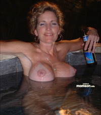 naked mommy pic naked mom pool wanna join mommy