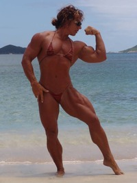 nude mature sexy women bodybuild all natural female body builders