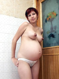 nude new moms knockedup pregnent shemale