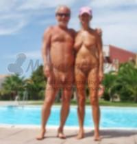 nudist mature pussy photo older nudist couple showing guys small hairy uncut cock womans firm tits pussy