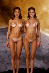 old lady porn gallery nude alba twins