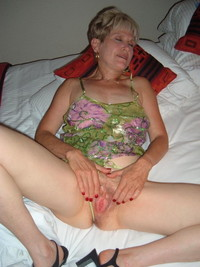 old mature granny porn amateur porn older granny mature spreaders legs wide open showing pink