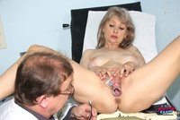 old pussy photos mature pussy gyno speculum exam