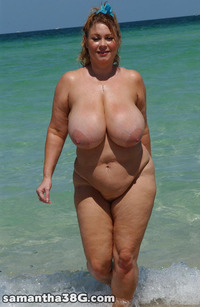 old tits pic tits blonde outdoors beach wet bbw samantha mature milf breasts boobs mom old older grandma granny