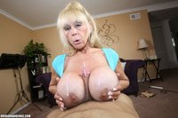 old tits picture large jzn gtjpx mature old platinum blonde shelly burbank bomber tits enjoying titfuck
