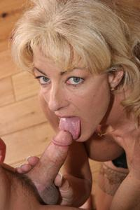 Grateful mature woman video one hot