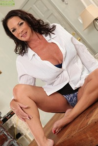 older milf photos scj galleries gallery older office babe margo sullivan toys pussy after work