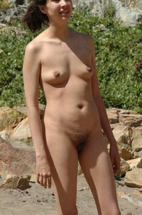 older nudist pics unclothed girls gymnosporous